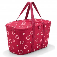 Термосумка Coolerbag hearts